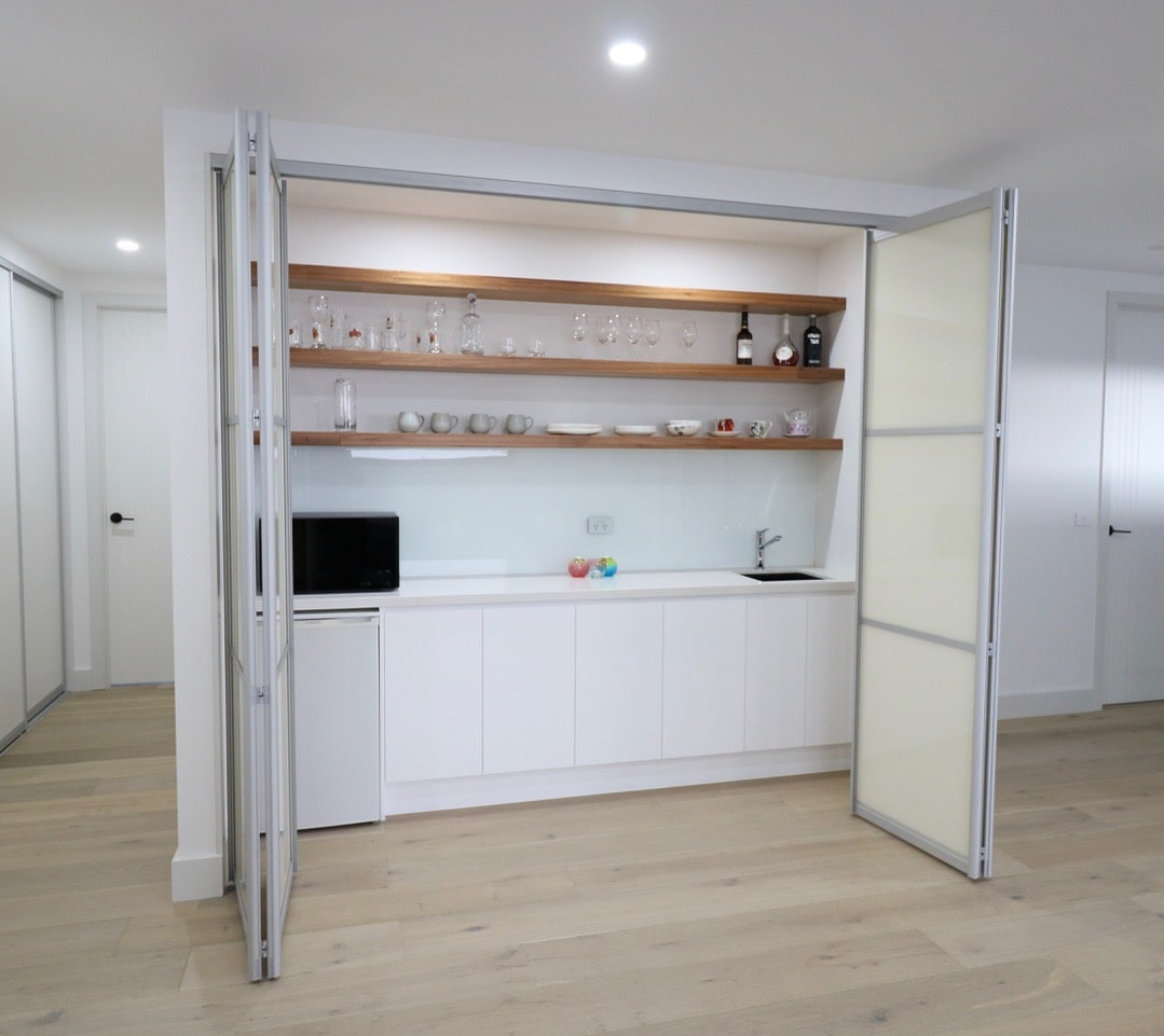 Image of: Sliding Wardrobe Doors Bi Fold The Wardrobe Man