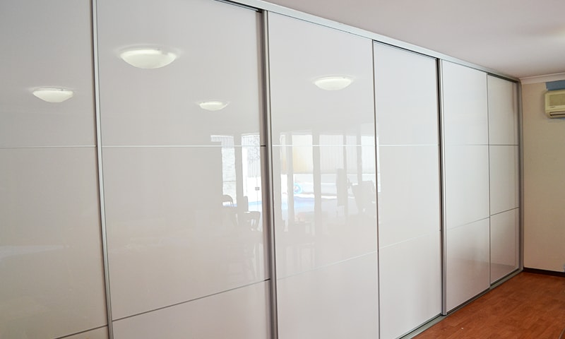 Sliding Wardrobe Doors | Trio Doors