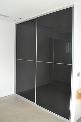 Sliding Wardrobe Doors | Two Panel