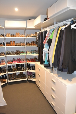 Elite Shoe Storage