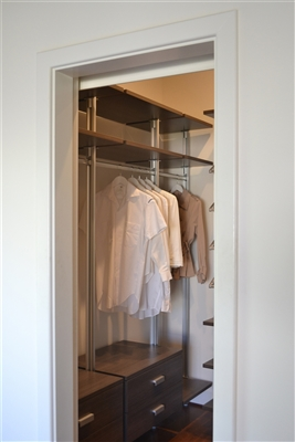 elite Modular Custom Wardrobe