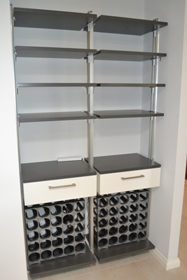 elite Modular Custom Dispaly Cabinets