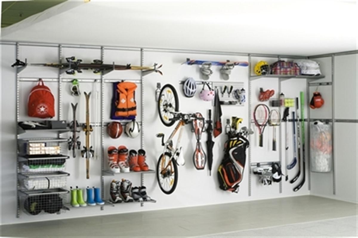Elfa Garage Shelving System The Wardrobe Man Australia