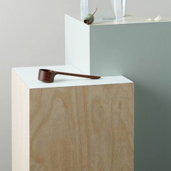 Raw Birch Plywood Stand