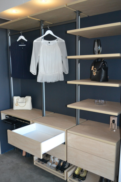 Blum Drawers - Perfect for High End Wardrobes
